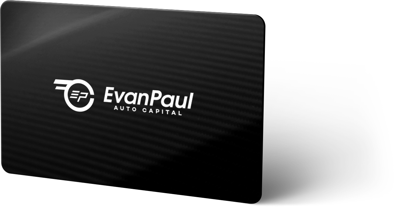 evan paul credit card